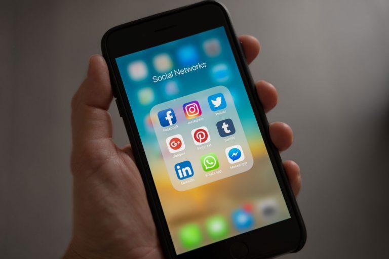 reclutamiento por redes sociales